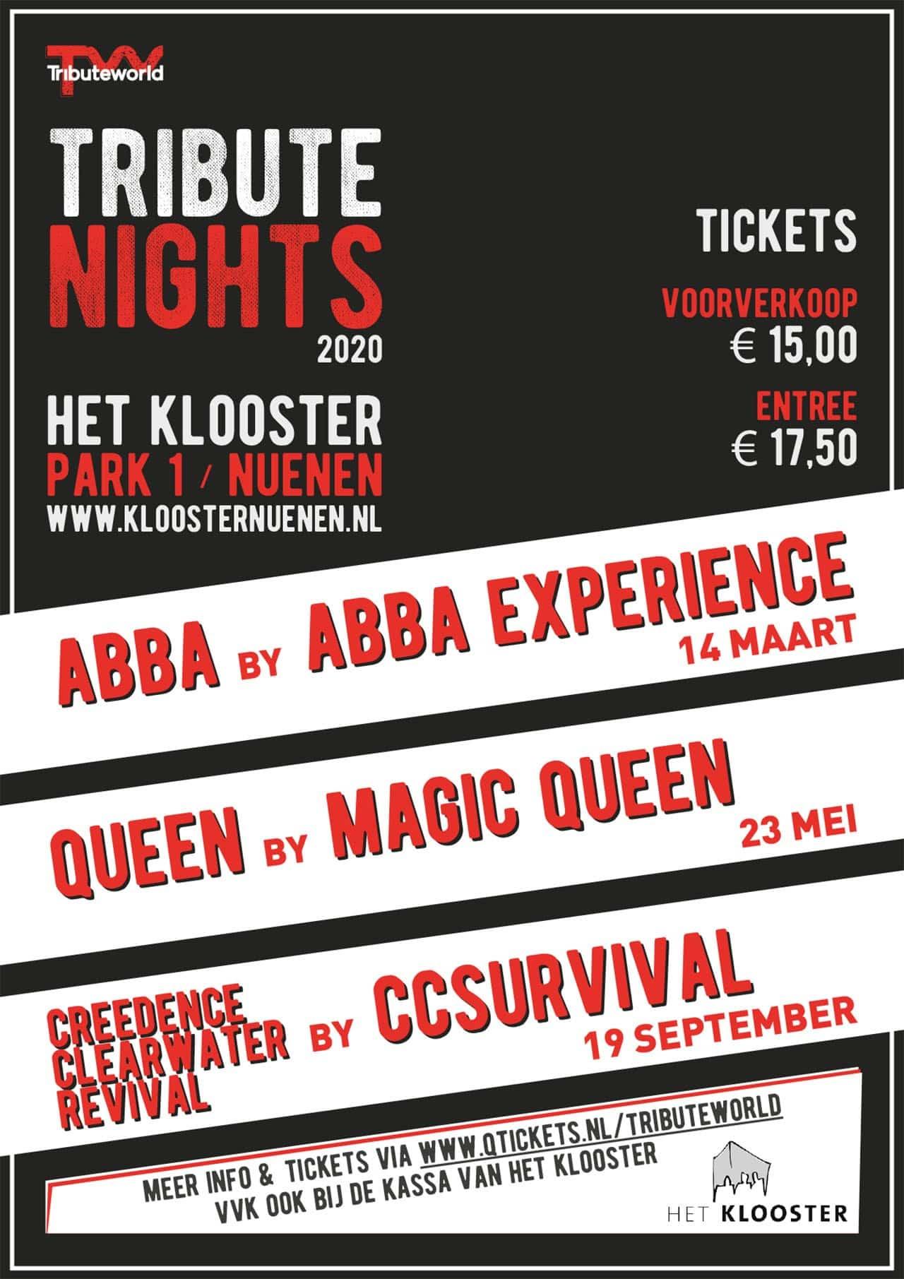 Tributeworld/ Klooster Nuenen